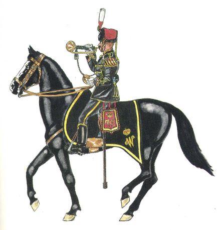 Regimiento Noticias Brunswick De Láminas Húsares 17 Defensa 1wr1qv