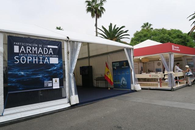 La Armada en el Salón Náutico Barcelona 2018