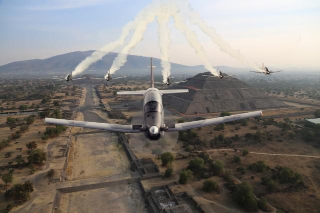 En dichas emergencias la Fuerza Aérea realizó a cabo 1.220 operaciones  aéreas 14f04e16b91