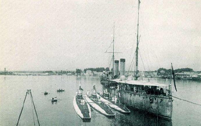 Los primeros submarinos españoles: desde los primeros intentos hasta ...
