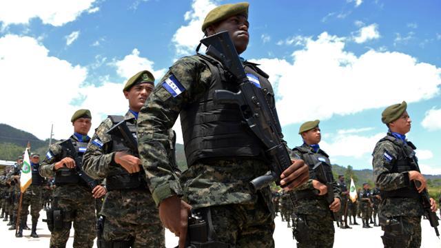 Balance De Las Fuerzas Militares Y Policiales En El Triangulo Norte Centroamericano Noticia Defensa Com Noticias Defensa Centro America