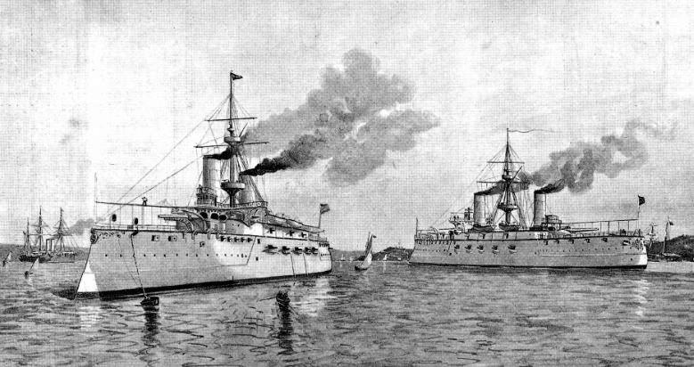Los Combates Navales De Cavite Y Santiago De Cuba El