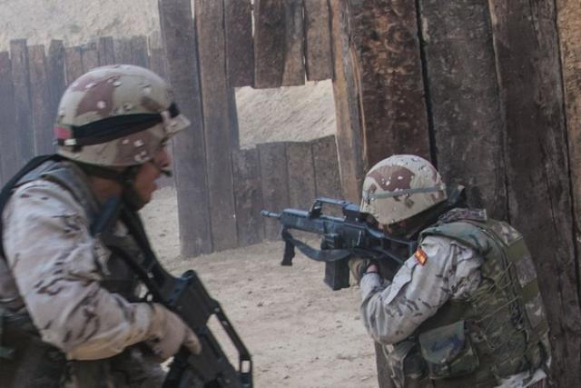 Convocatoria De Plazas Para Militares De Tropa Y