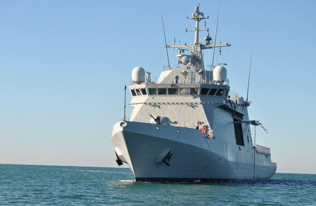 BAM: El Buque de Acción Marítima de la Armada - Noticias