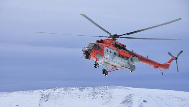Resultado de imagen para helicópteros rusos MI-17 argentina