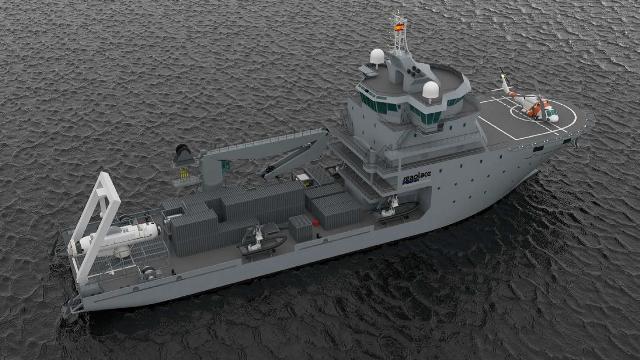 El futuro BAM-IS mejorará la capacidad de la Armada