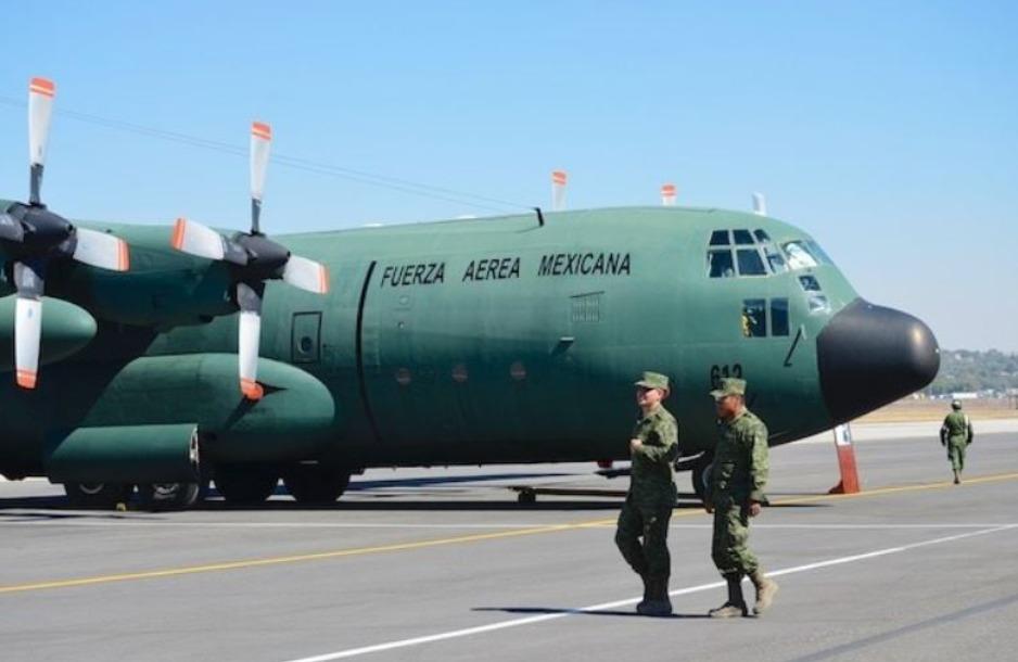 La Fuerza Aérea Mexicana actualiza su estado de fuerza - Noticias Defensa México