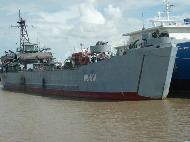 El navío de desembarco más antiguo del mundo -noticia defensa.com - Noticias Defensa Africa-Asia-Pacífico