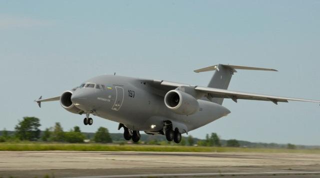 A vueltas con la controvertida compra del Antonov An-178 en Perú -noticia defensa.com - Noticias Defensa defensa.com Perú