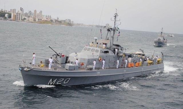 """El buque barreminas """"Albardão"""" retirado del Servicio Activo de la Marina de Brasil-noticia defensa.com - Noticias Defensa defensa.com Brasil"""