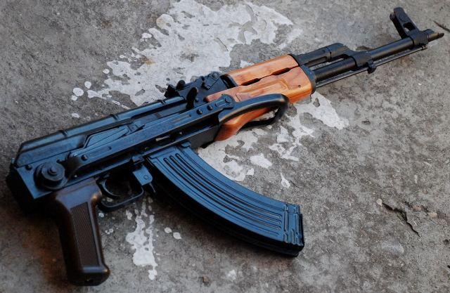 El Grupo De Armas KALASHNIKOV