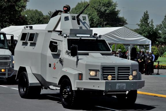 Infantera de Marina La lite de las Fuerzas Armadas Mexicanas