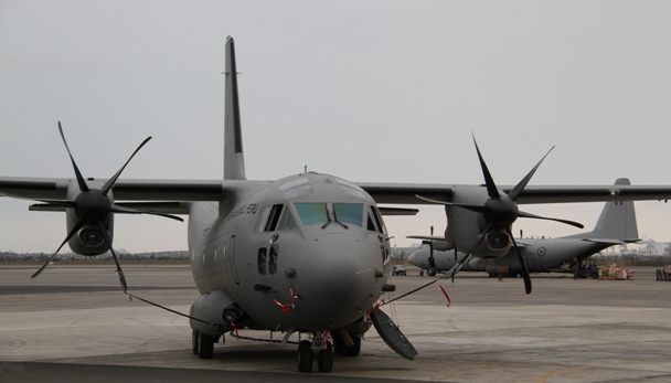 Alenia C-27J Spartan 4444v