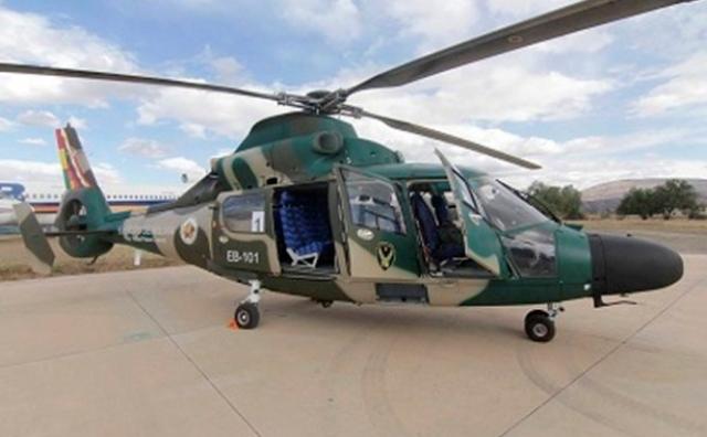 Resultado de imagen para helicoptero chino Z-9