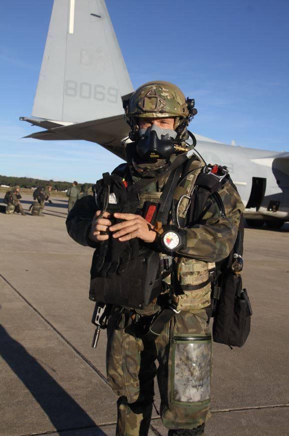 Fuerzas Especiales de la BRIPAC: La Compañía de