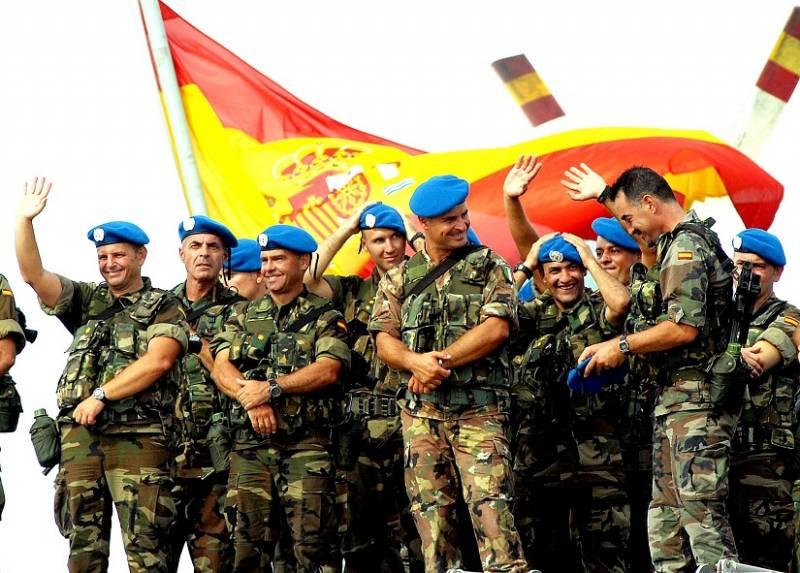 6d0329f8385 Defensa aprueba la nueva orden sobre la uniformidad de las Fuerzas Armadas  españolas