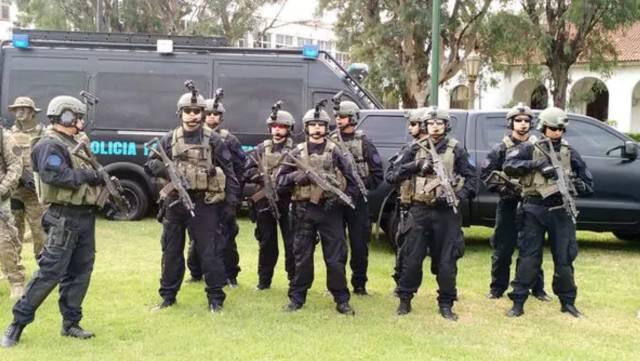 Resultado de imagen para Policia Federal Argentina