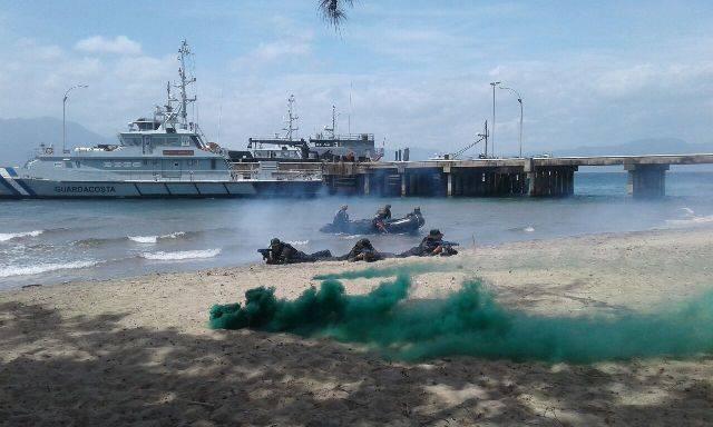Fuerza Naval de Honduras 1
