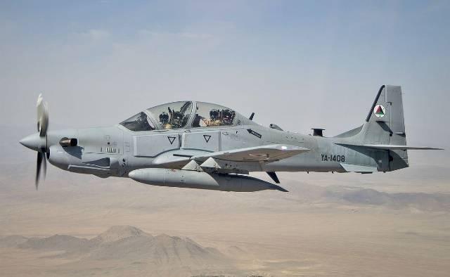 Resultado de imagen para A-29 Tucano + afganistan