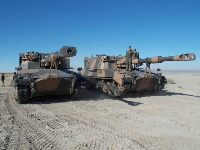 Resultado de imagen para Argentina finaliza la modernización de sus vehículos de artillería
