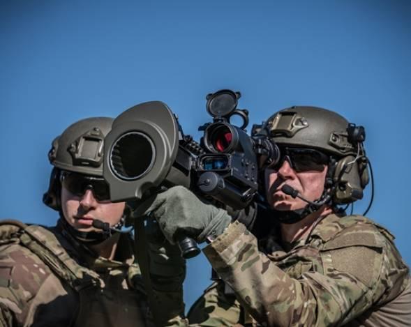 Mejoras en el Carl Gustaf M3-E1 de las Fuerzas Armadas de Estados Unidos 925dd5aa9c5