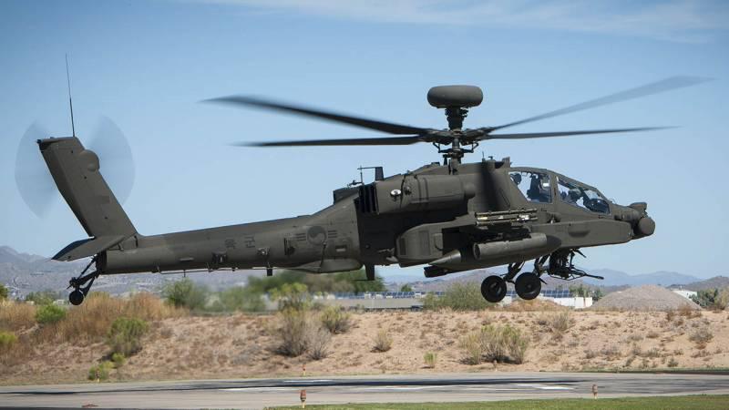 Marruecos recibirá 24 helicópteros de ataque AH-64E Apache ...