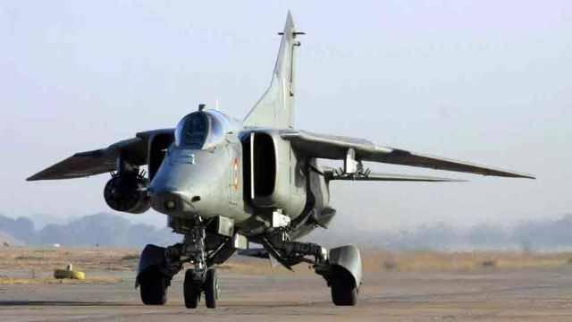 Resultado de imagen para MiG-27