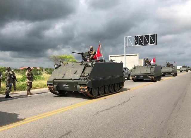 Ejercito del Perú refuerza la vigilancia en la frontera con Ecuador, duramente azotado por el Covid-19 (con Galería forográfica) -noticia defensa.com - Noticias Defensa defensa.com Perú