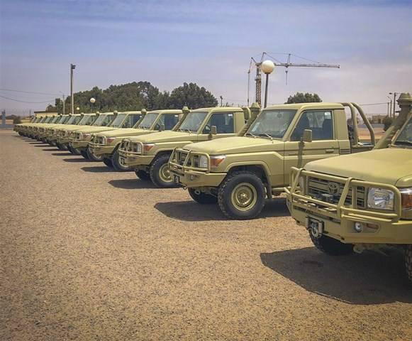 Vehículos 4x4 de EEUU para las Operaciones Especiales de las ...