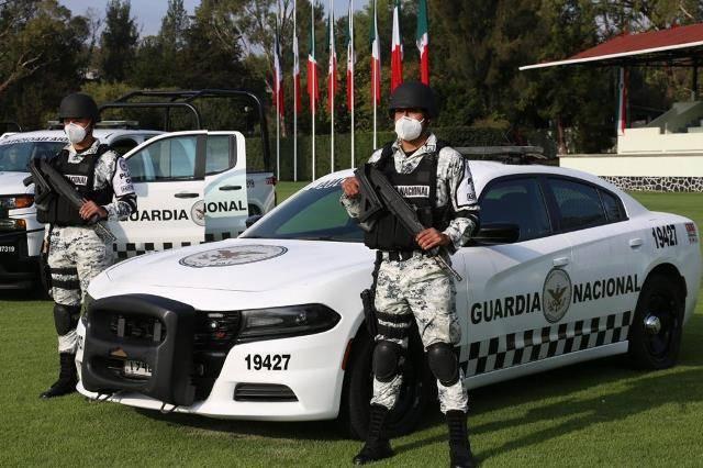 Guardia Nacional de México: 22 muertos en enfrentamientos armados frente a  los 39 fallecidos por Covid-19-noticia defensa.com - Noticias Defensa México